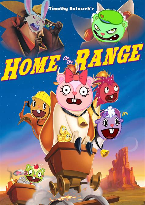 Home On The Range home on the range timothy batarseh style the parody