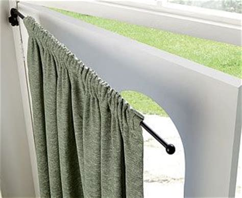 Front Door Curtain Rail Best 25 Curtain Pole Hanging Brackets Ideas On Door Curtain Pole Curtain