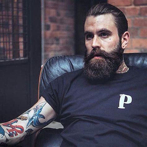 good hairstyles to go with a beard 22 cool beards and hairstyles for men