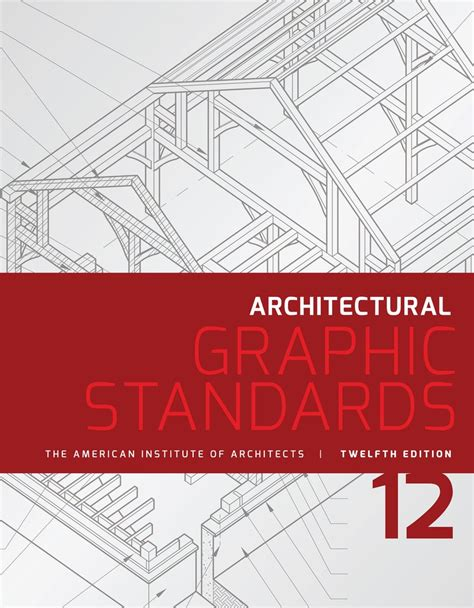architectural graphic standards  edition aia store
