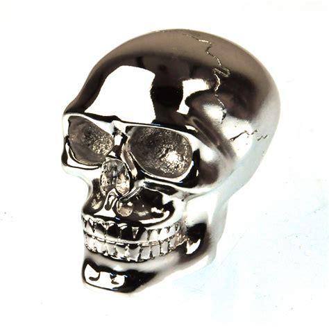 Chrome Gear Knob by Chrome Skull Gear Knob Ebay