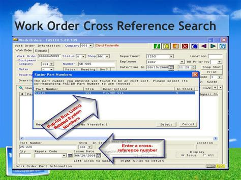 Cross Reference Search Ppt Parts Management Best Practices Powerpoint Presentation Id 464010