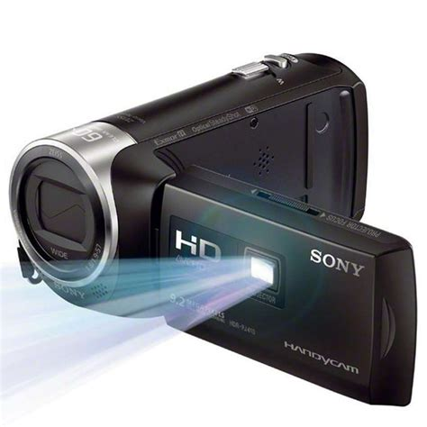 full hd video camera sony hdr pj410 full hd camdorder with built in projector