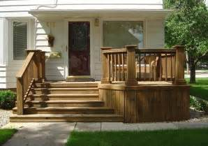 the beauty and practicality of wood decks and the iowa countryside an outdoor living space
