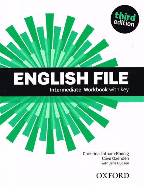 english file third edition intermediate workbook with answer key ca institute of languages oxford english file intermediate third edition workbook