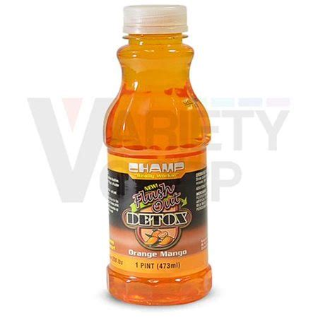 Orange Detox Drink by Ch Flush Out Detox Drink Orange Mango Walmart