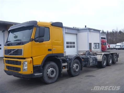 volvo trucks for sale in canada volvo fh 480 10x4 finland 102 577 2008 chassis cab