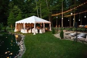 tent wedding cost