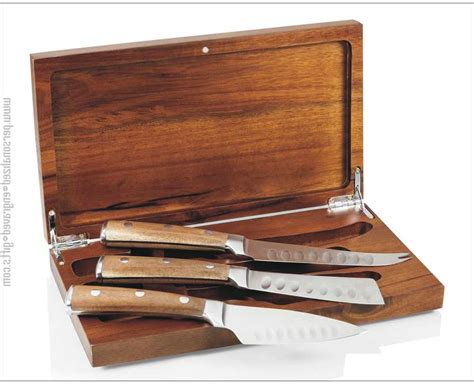 personalized knife set personalized engraved knife gift sets