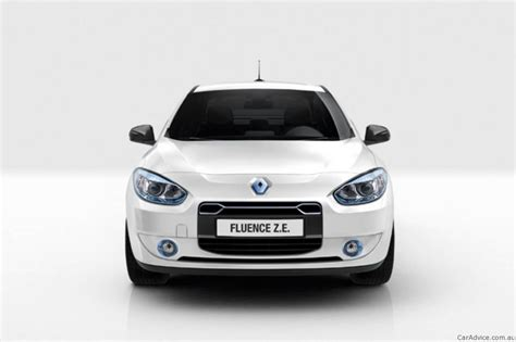 renault fluence ze 2012 renault fluence z e battery swapping electric car