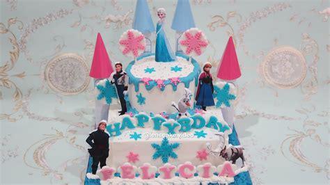 cara membuat risoles frozen how to make birthday cake frozen elsa cara membuat kue