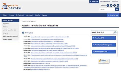cassetto fiscale agenzia delle entrate delega agenzia delle entrate cassetto fiscale accesso 28 images