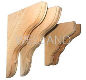 Corbel Shelves Welland Shelf Brackets Wooden Brackets Shelf Bracket