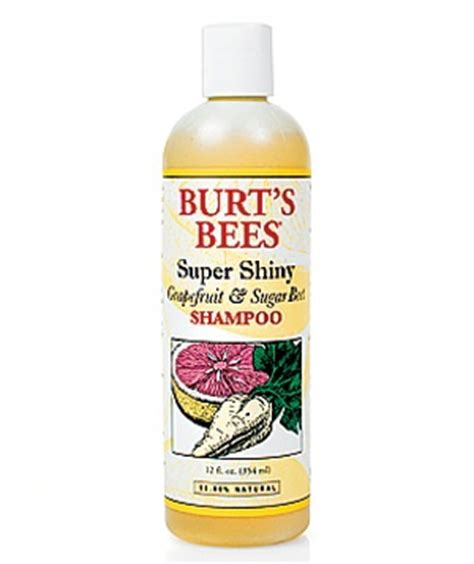 Burts Bees Grapefruit And Sugar Beet Shoo by 60 Best The Best Organic Products Images On