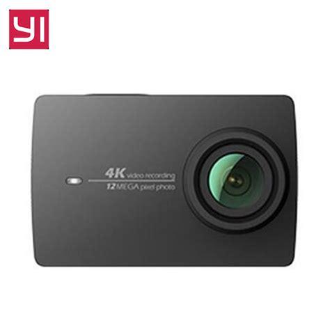 Best Price Xiaomi Yi Completed Package Original xiaomi yi ii wi fi 4k wide sport black version free shipping dealextreme