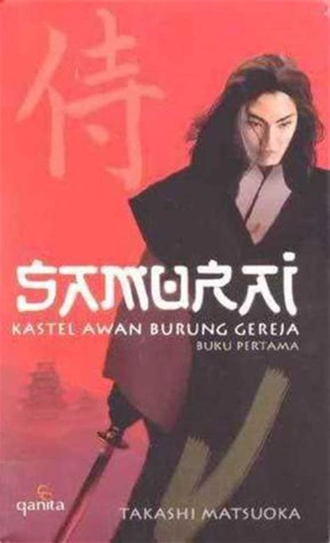 kastel awan burung gereja samurai 1 by takashi matsuoka reviews discussion bookclubs lists