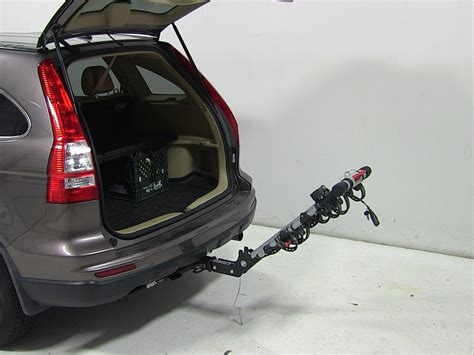 Bike Rack Honda Crv by 2011 Honda Cr V Rola Tx 104 4 Bike Rack For 2 Quot Hitches Tilting