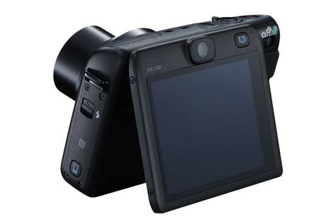 newest canon canon s new compact superimposes selfies on your snapshots