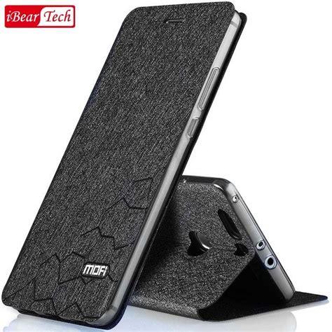 Xiaomi Redmi Note 4x Luxury Premium Flip Cover Mirror aliexpress buy huawei honor note 8 leather flip