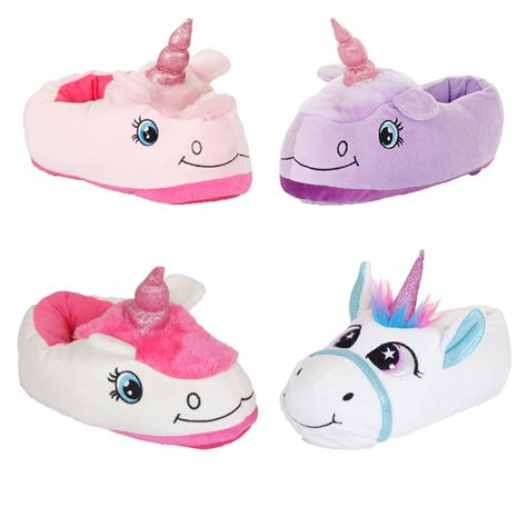 unicorn slippers nifty 3d unicorn slippers animal