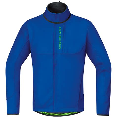 soft shell jacket cycling wiggle gore bike wear power trail windstopper softshell