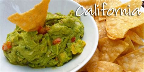 california food official state foods with recipes pbs food
