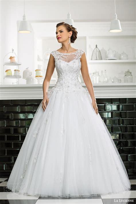 la lucienne 2015 wedding dresses luxury bridal