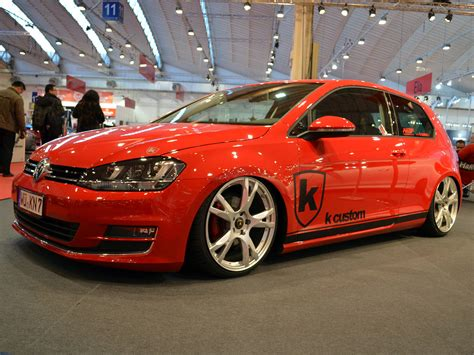 volkswagen golf custom volkswagen golf k custom 2012