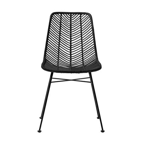 Cermin Dinding Rotan Rattan Mirror bloomingville rattan chair black living and co
