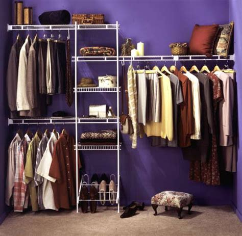 I Got A In Closet by Closet Organization System Get A Handle On Your Wardrobe