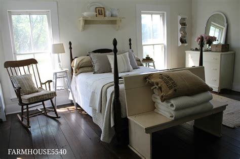 Farmhouse Bedroom | farmhouse 5540 guest bedroom reveal