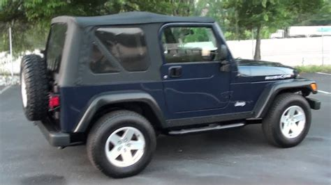 For Sale 2006 Jeep Wrangler Rubicon 1 Owner 6