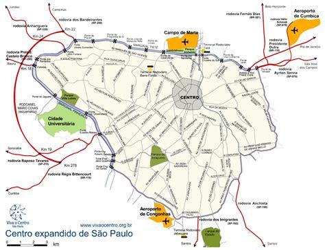 sao paulo on world map s 227 o paulo airports map