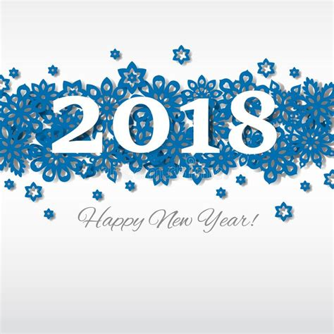 new year vacation 2018 happy new year merry 2018 snowflake