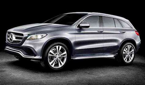 2017 Mercedes Benz GLC F Cell Commercial SUV in the Works