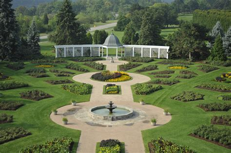Niagara Parks Botanical Gardens History Niagara Parks Commission School Of Horticulture Alumni Association
