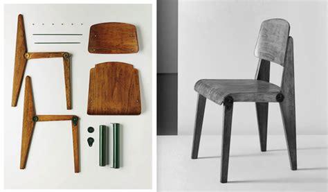 Modern Furniture Designers by Jean Prouv 233 Furniture Designer And Architect Design
