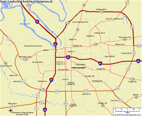 road map of alabama usa do we lie with maps liv by the daily