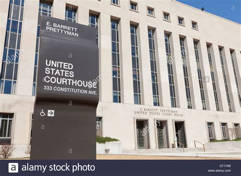 A U.S. Court of Appeals hears arguments in a case against ... Usdc Dc Circuit