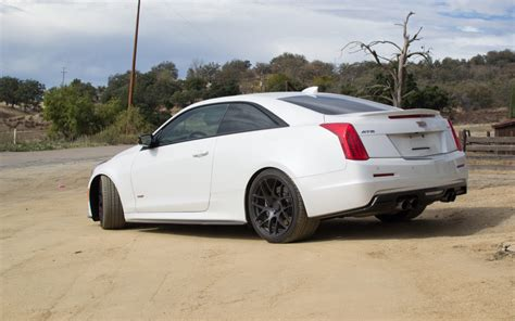Performance Cadillac 2016 renick performance cadillac ats v coupe gm authority