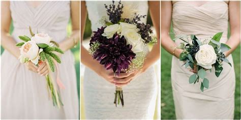Small Flower Bouquets For Weddings by 18 Adorable Small Wedding Bouquets For Your Big Day