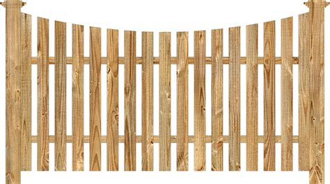 wood picket fence sections spaced picket wood fence dennisville fence