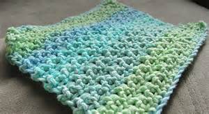 Easy crocheted dishcloth by cheri mancini