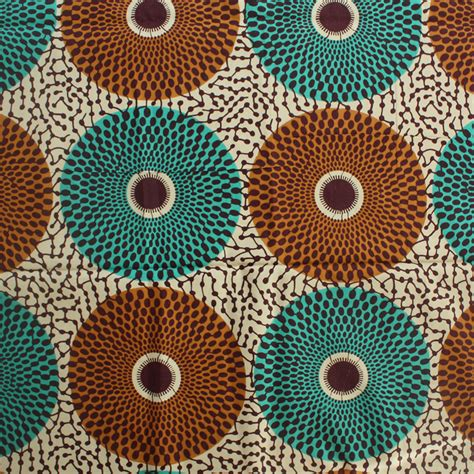 brown and teal record ankara fabric brown and teal 1 yard urbanstax