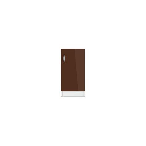 meuble de cuisine bas oxane 30 cm 1 porte 1 233 tag 232 re laqu 233