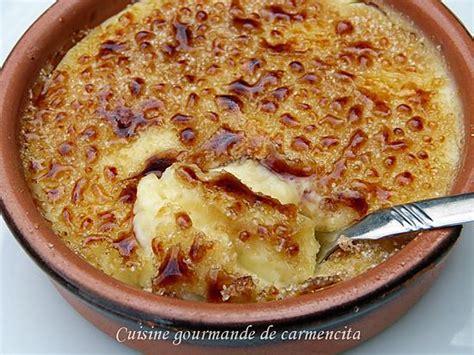 cuisine catalane recettes recette de cr 232 me catalane par