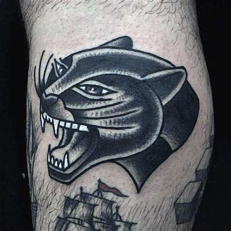 tribal black panther tattoos 70 panther designs for cool big jungle cats