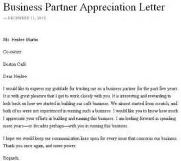 business partner appreciation letter rubysyed fotolog