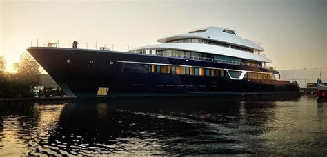 lonian yacht feadship yacht charter fleet - Yacht Lonian