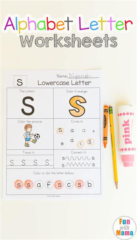 Letter Letters alphabet letter worksheets with